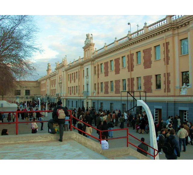 "Hitecsa - Hitecsa and Adisa HVAC solutions in the  school ""Colegio Escolapios"" in Getafe"