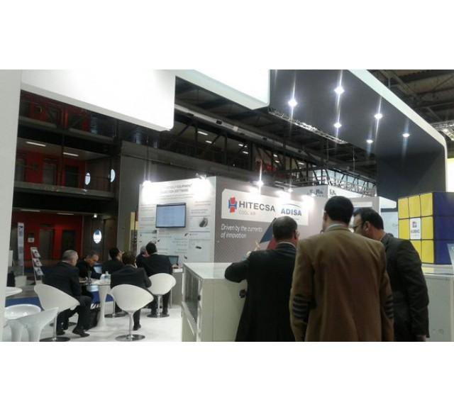 Hitecsa - Back from MCE, Hitecsa & Adisa would like to thank all those who visited their stand