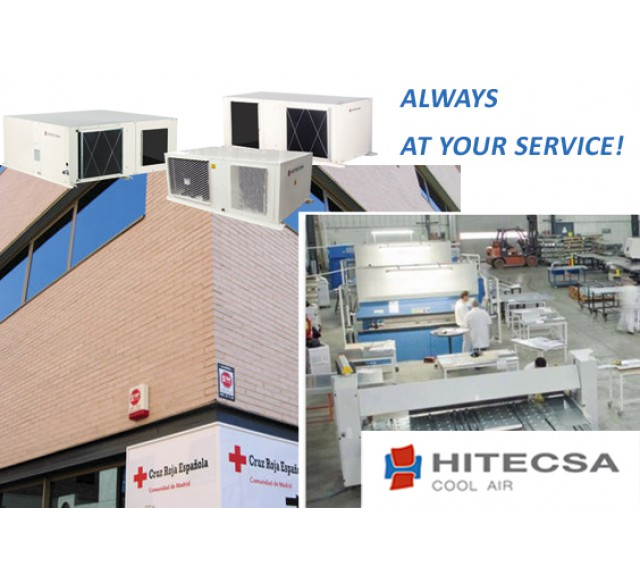 Hitecsa - At Hitecsa & Adisa, we continue working hand in hand with all who need us in order to face all together these Covid-19 tough times