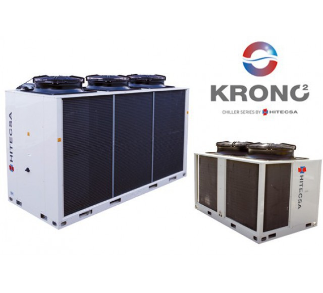 Hitecsa - Hitecsa's Chillers for the wine sector.