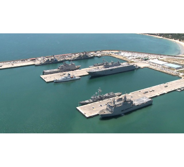 Hitecsa - Naval Station Rota relies on Hitecsa KRONO2 chillers