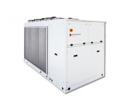EQPHU | ADVANCE AS | Big Power (>140 Kw) Air Water | Heat pump  | Scroll