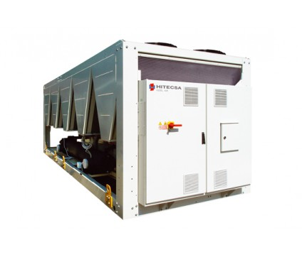 EQPH | ADVANCE AS | Big Power (>140 Kw) Air Water | Heat pump  | Scroll