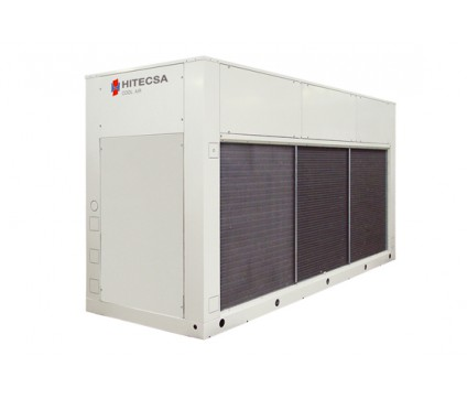 EQUL |ADVANCE AS |Big Power (>140 kW) Air Water | Cooling only|Scroll
