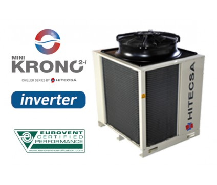 MINI KRONO 2 INVERTER |EKWXBAi |Aire-Agua | Scroll