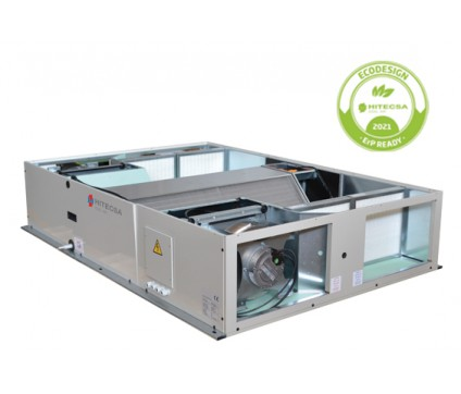 HEAT RECOVERY UNITS HIGH EFFICIENCY. BASIC LINE | RCAH - RCAH RCF