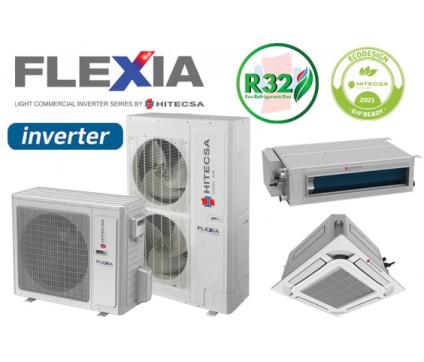 FLEXIA - LIGHT COMMERCIAL INVERTER SERIES